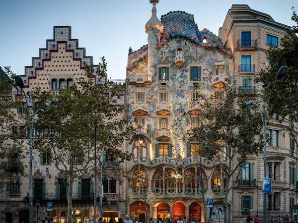 Madrid to Barcelona holiday