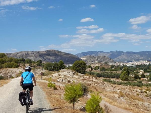 Murcia cycling holiday in Southern Spain