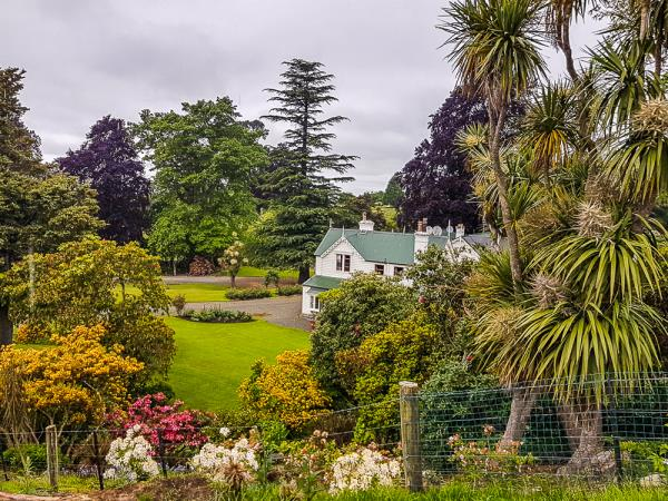 New Zealand South Island tour, gardens and goldfields