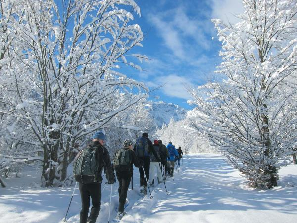 Snowshoeing in Albania and Kosovo holiday