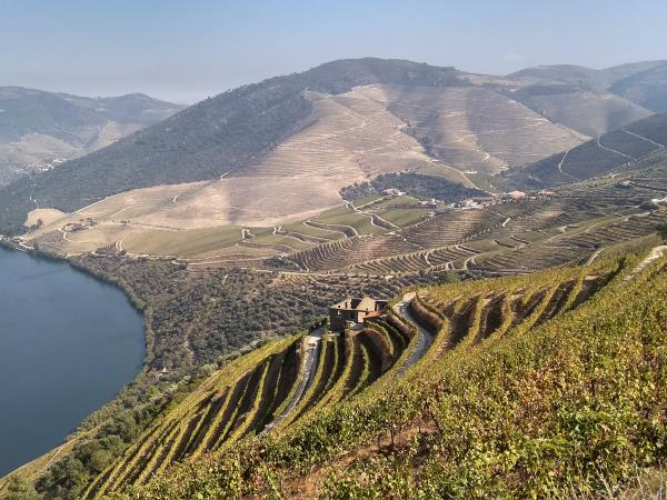 Douro Valley self guided cycling holiday, Portugal