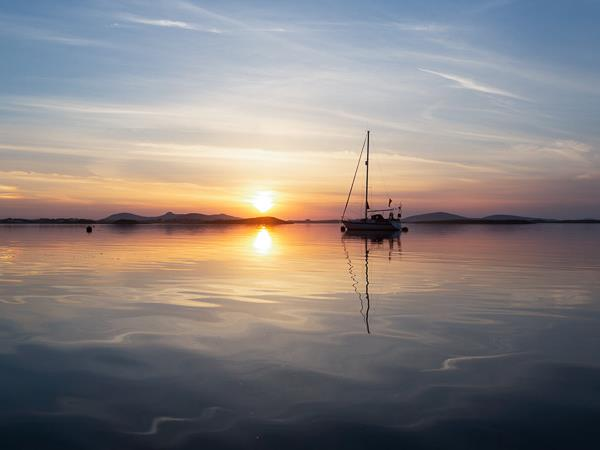 Photography and sailing holiday in Scotland