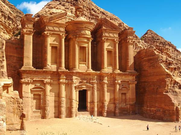 Journey to Jordan holiday