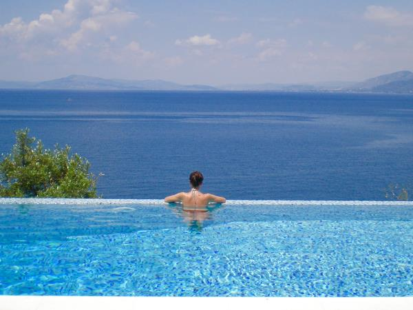 Yoga and Chakra healing holiday in Greece