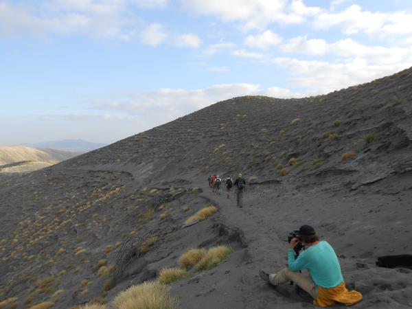 Tanzania trekking holiday, Rift Valley trail