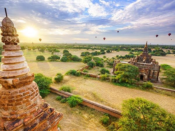 Myanmar and Thailand holiday