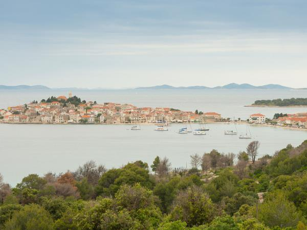 Learn to sail on a flotilla in Croatia