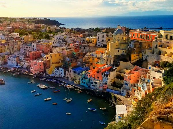 Italy Amalfi Coast bareboat sailing holiday