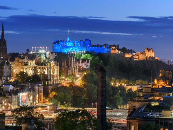 Scotland tour and cruise
