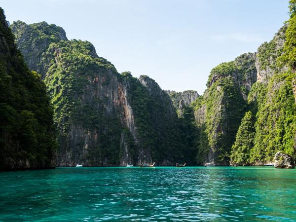 Bareboat sailing holiday in Thailand