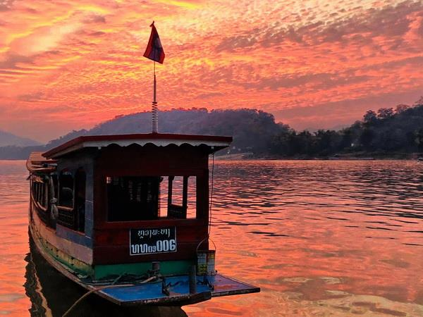Laos and Vietnam holiday, Luang Prabang to Hanoi