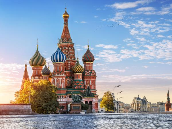 Beijing to St Petersburg overland tour