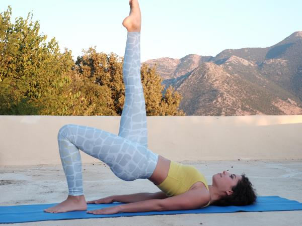 Yoga and Pilates holiday in Greece