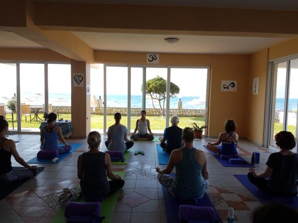 Yoga and hiking holiday in Crete
