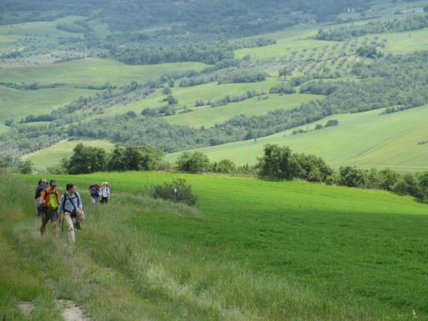 Umbria to Tuscany walking and cooking holiday
