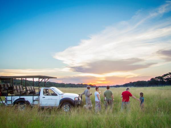 Zimbabwe family safari, tailor made