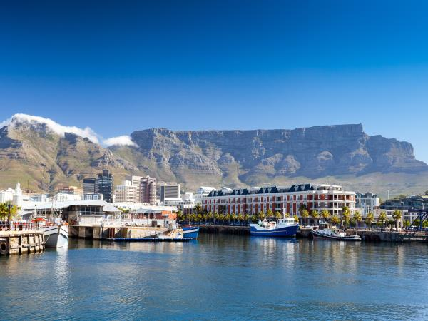 Victoria Falls to Cape Town small group tour