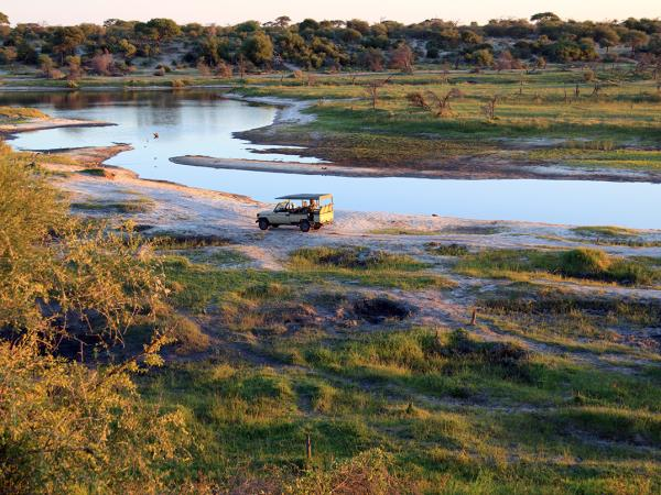 Botswana family safari holiday