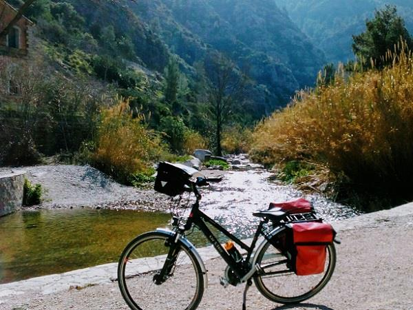 Cycling holiday in Valencia region, Spain