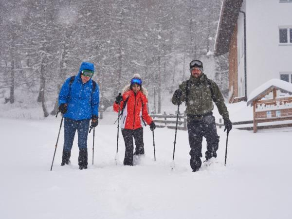 Austrian winter walking holiday