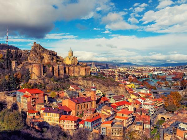 Georgia Azerbaijan And Armenia Holiday Helping Dreamers Do