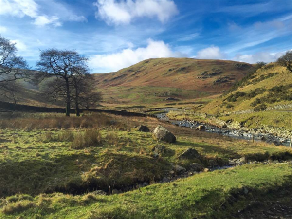 Cumbria Way walking tour in England