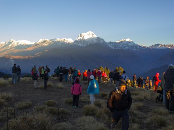 Annapurna with Poon Hill trek in Nepal