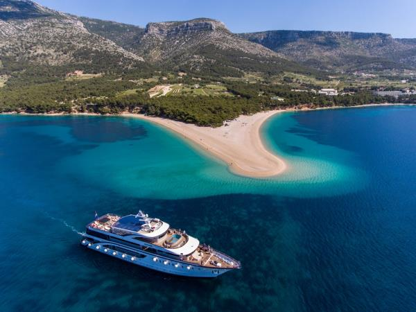 Split to Dubrovnik Luxury 4 day cruise