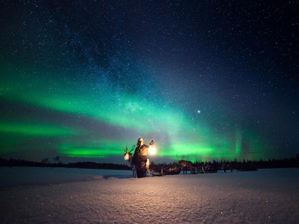 Northern Lights in Lapland holiday