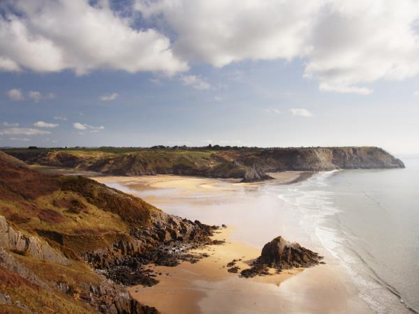 The Gower Peninsula walking holiday in Wales