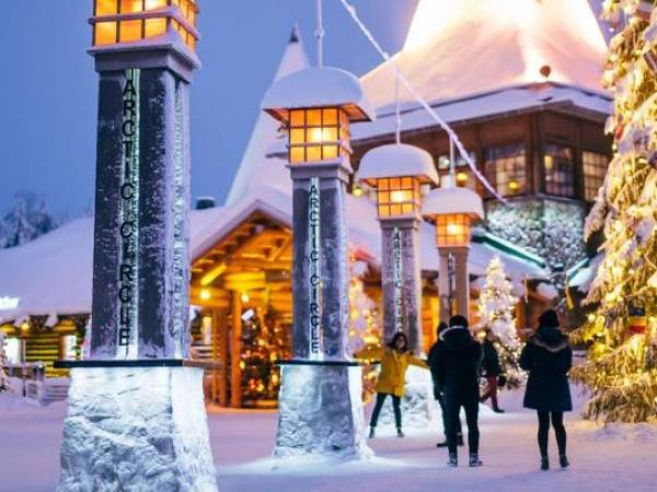 Lapland activity holiday