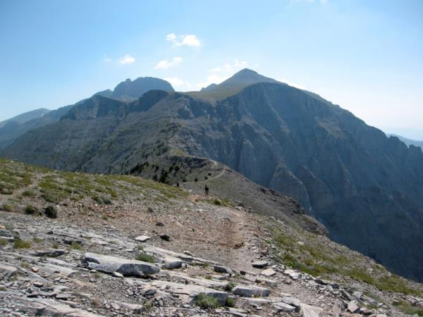 Mount Olympus walking holiday, Greece