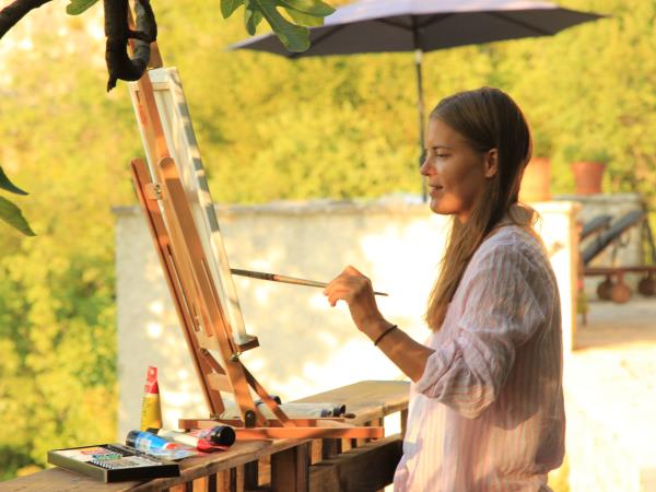 Painting holiday in Montenegro