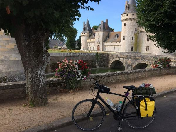 E-bike holiday in the Loire Valley