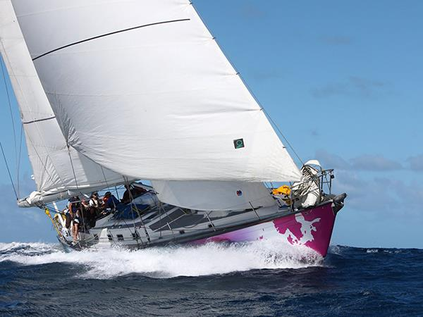 World ARC sailing in Whitsundays & Great Barrier Reef