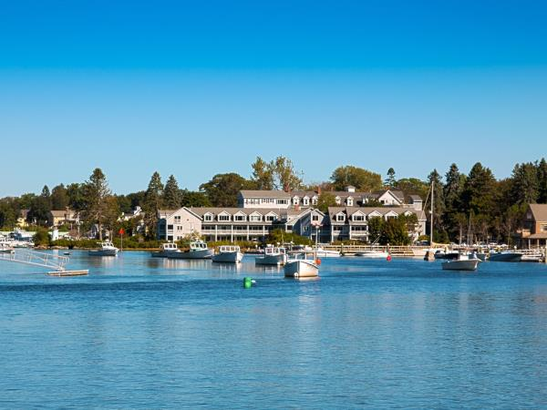 Maine and Massachusetts self drive holiday