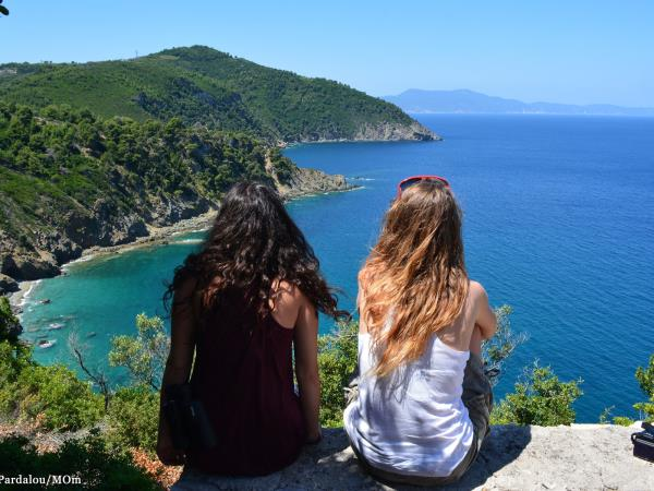 Sailing & conservation holiday in Greece for teenagers