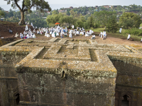 Family holiday in Ethiopia, history and culture