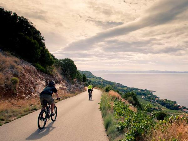 Small group cycling holiday in Croatia