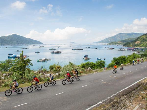 Biking holiday in Vietnam