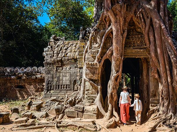 Asia experience holiday, Vietnam and Cambodia