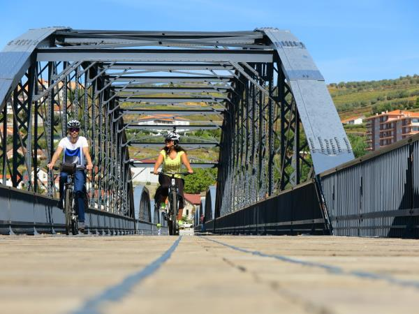 Douro Valley cycling and gastronomy holiday, Portugal