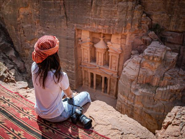 Desert and Dead Sea holiday in Jordan
