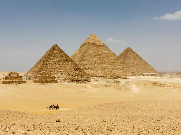 Pyramids and Pharaohs tour in Egypt