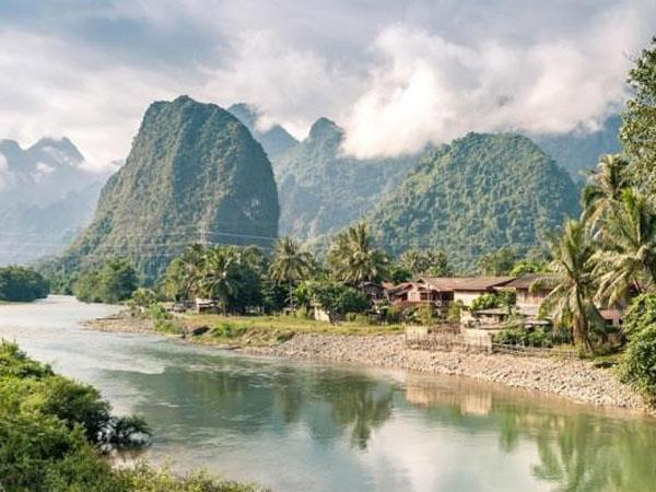 Laos cycling & village experience tour