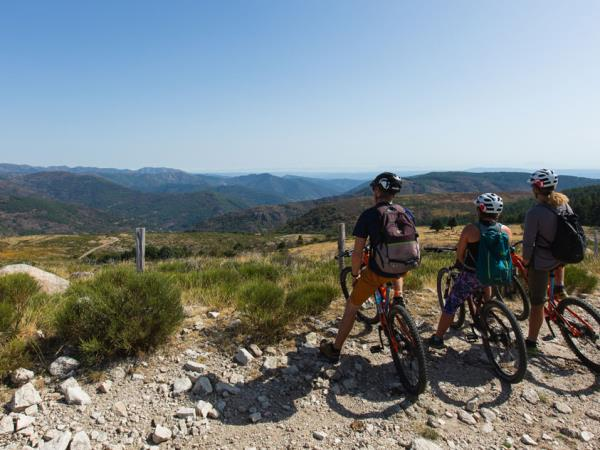 Ardeche cycling holiday