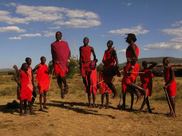 Kenya highlights tour, a week in Kenya