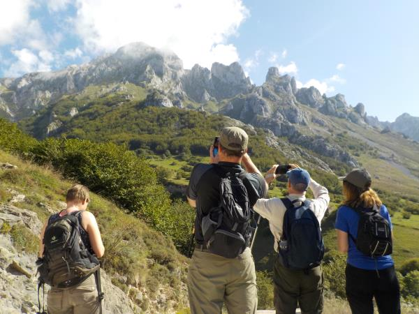 Tailor made Spanish Courses in Picos de Europa National Park