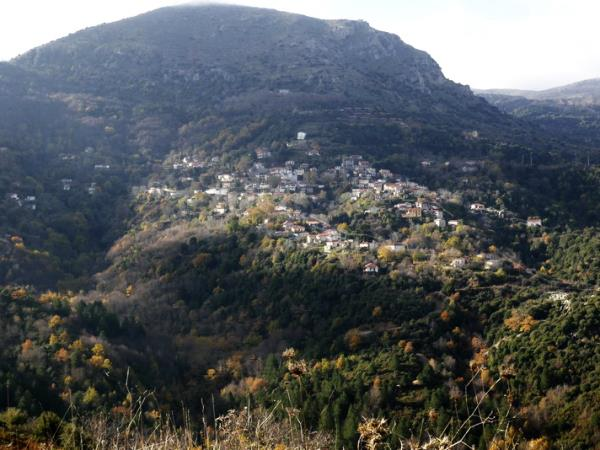 Hiking in Peloponnese holiday, Parnon Mountain