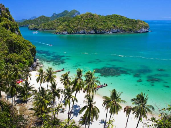Thai islands holiday